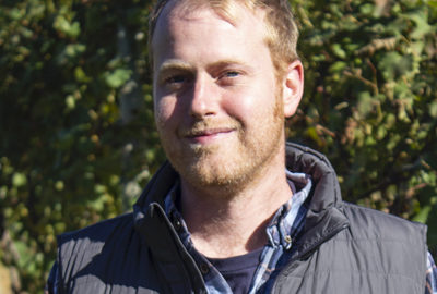 Photo of EWE Speaker Hartman