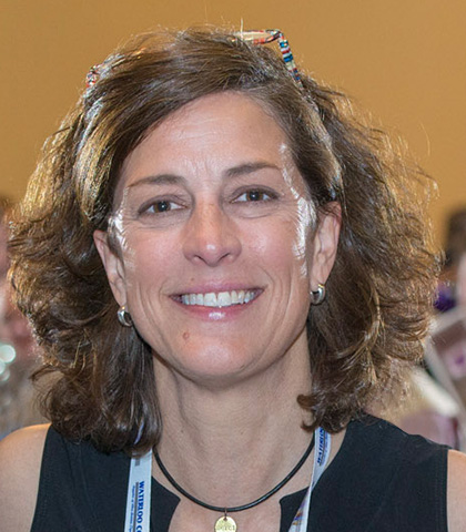 Photo of Marcia Gulino, Operations Director, Eastern Winery Exposition