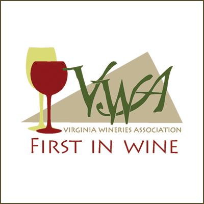 Logo for Virginia Wineries Association